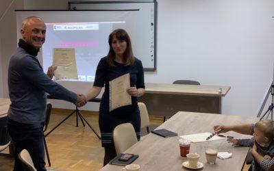 Podnosimy kwalifikacje – szkolenie Event Promotion
