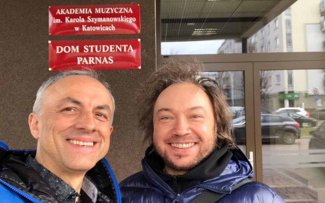 Warsztaty w Katowicach